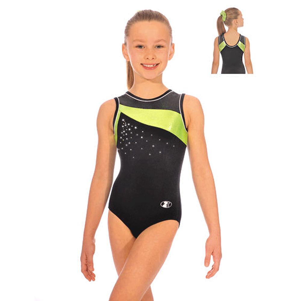 c3b180bb0 Zone icon sleeveless leotard - Dance Store Direct